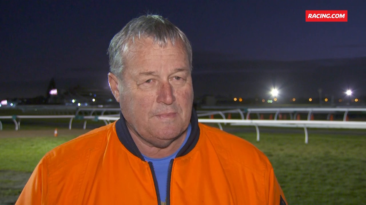 Trackwork: Gordon Richards