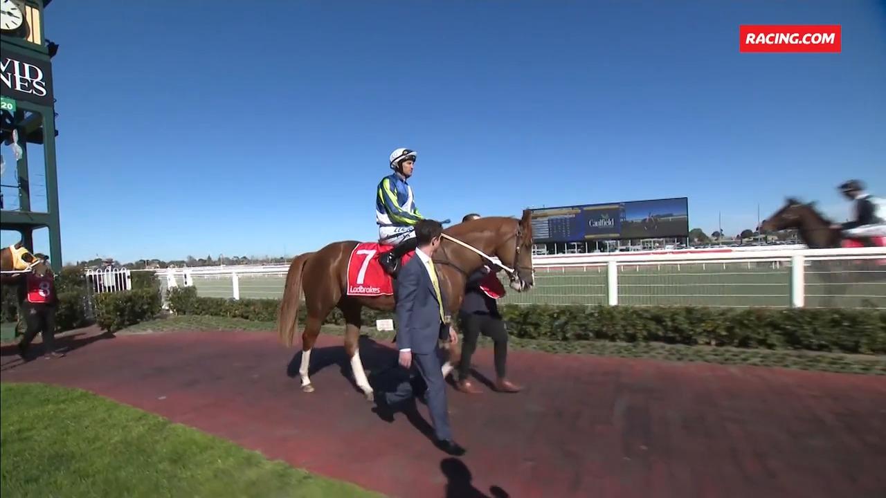James McDonald - Jockey Profile RACING COM