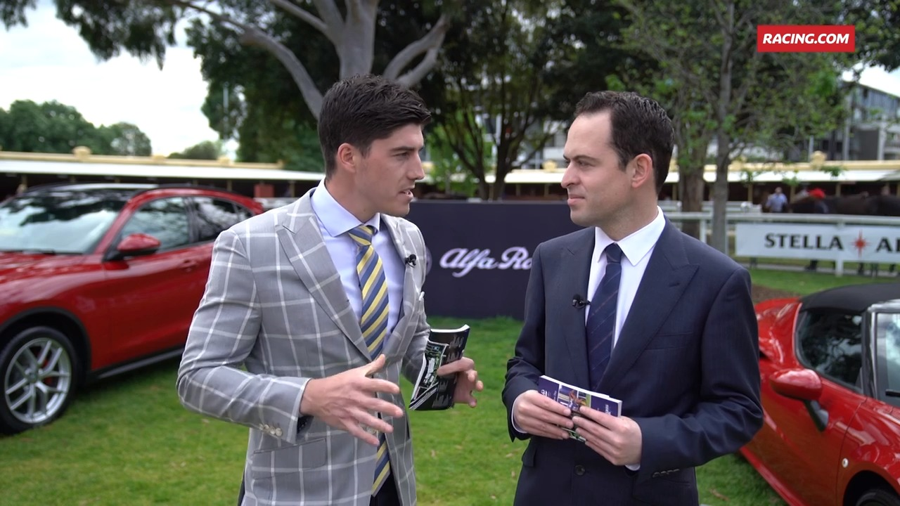 Caulfield Cup - International Preview - Part 1