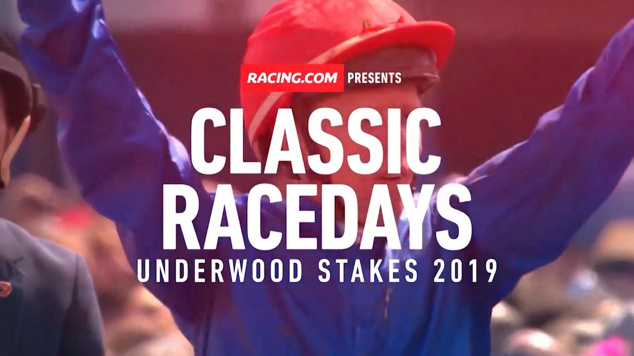 Classic Raceday - Underwood Stakes 2019