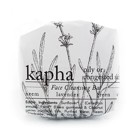 soap bar wrapped