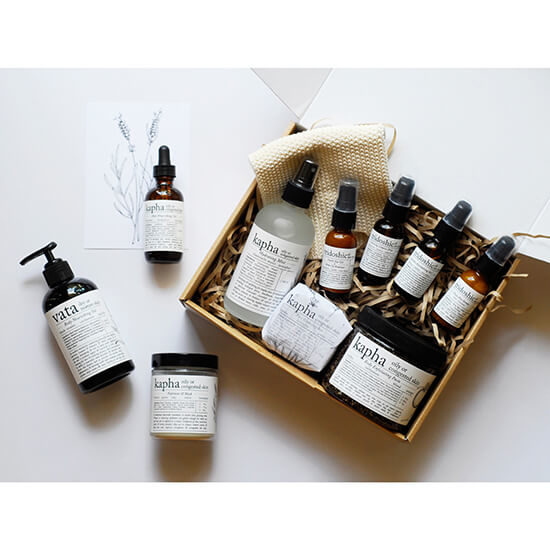 Kapha Skin Care Pack
