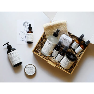 Vata Skin Care Pack