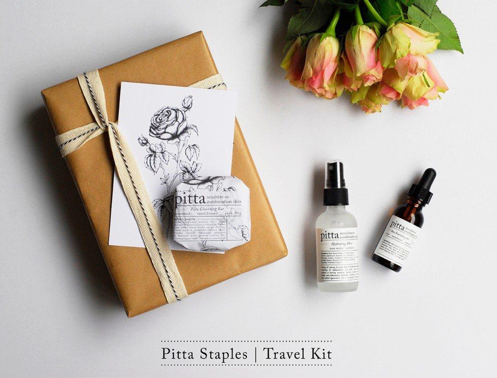 Gift Pitta Staples and Travel Kit