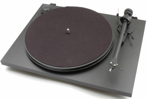 Pro-Ject Essential 2 Phono/USB Turntable
