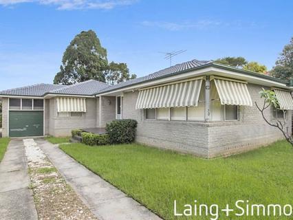 20 Frederick Street, Blacktown NSW 2148-1