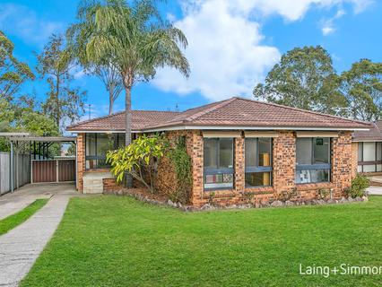 91 Faulkland Crescent, Kings Park NSW 2148-1
