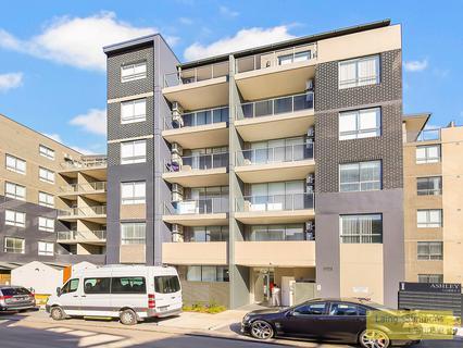 Building I, 404/81-86 Courallie Avenue, Homebush West NSW 2140-1