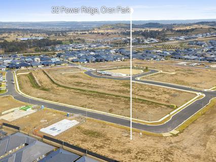 32 Power Ridge, Oran Park NSW 2570-1