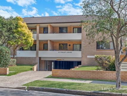 4/12 Bellevue Street, North Parramatta NSW 2151-1