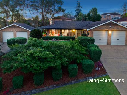 3 Forest Glen Drive, Cranebrook NSW 2749-1