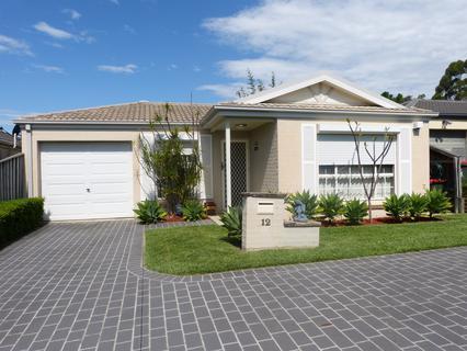 12 Caritta Place, Parklea NSW 2768-1