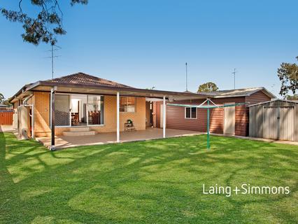 34 Cameron Street, Jamisontown NSW 2750-1