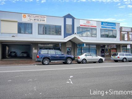Suite 4/64-66 Smart Street, Fairfield NSW 2165-1