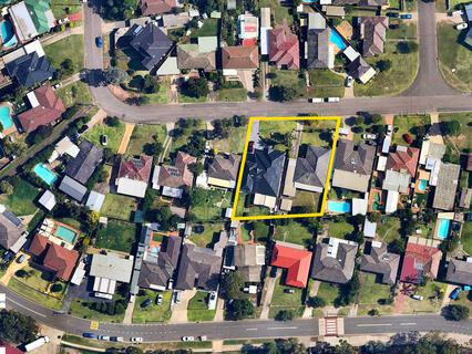 19 & 21 Harvey Avenue, Moorebank NSW 2170-1
