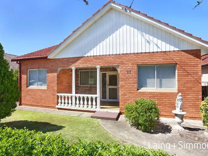 23 Prince Street, North Parramatta NSW 2151-1