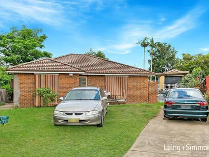 25 Jarvis Place, Hebersham NSW 2770-1