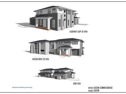 Lot 607 (Unit 1 & 2) Courtney Loop, Oran Park NSW 2570-1