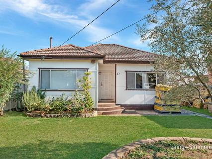 27 Morven Street, Guildford NSW 2161-1