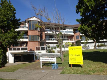 11/14-20 birmingham Street, Merrylands NSW 2160-1