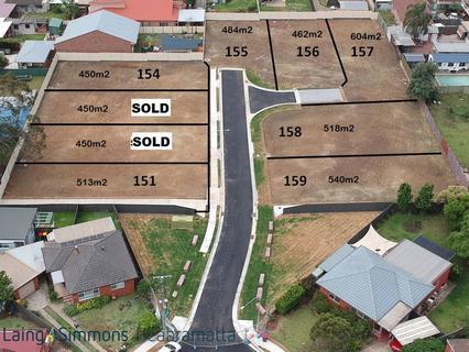 Lot 156 Helen Street, Smithfield NSW 2164-1