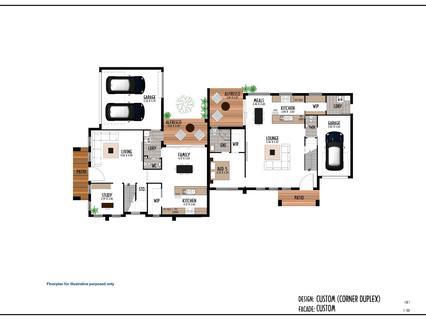 Unit 1/Lot 607 Courtney Loop, Oran Park NSW 2570-1
