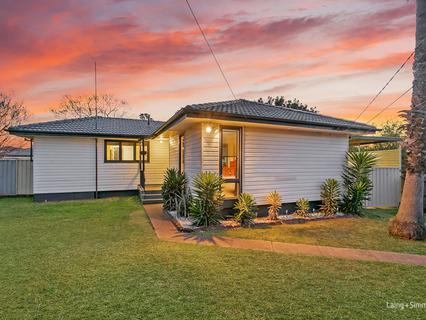 6 Peterlee Place, Hebersham NSW 2770-1