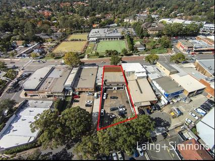 22 Old Northern Road Baulkham Hills NSW 2153-1