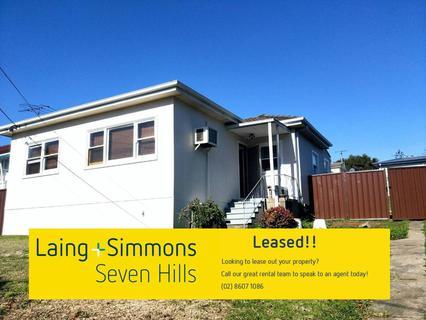 88 Orana Avenue, Seven Hills NSW 2147-1