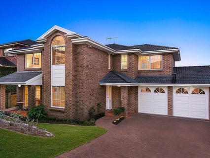 6 Copplestone Place, Castle Hill NSW 2154-1