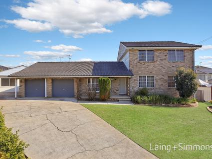 4 Harley Place, Kellyville NSW 2155-1