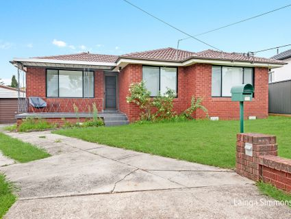 11 San Remo Place, Guildford NSW 2161-1