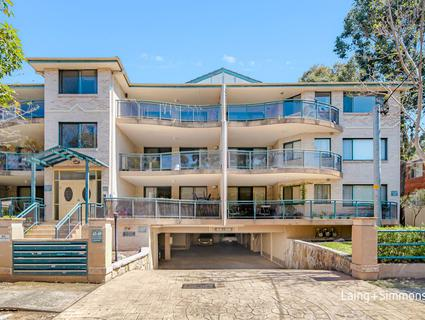6/43-49 Memorial Avenue, Merrylands NSW 2160-1