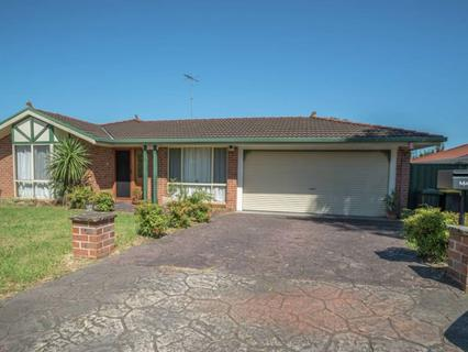 11 Toomey Crescent, Quakers Hill NSW 2763-1