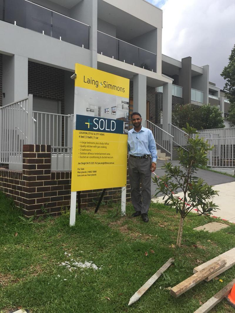 33A William Street, Merrylands NSW 2160-1