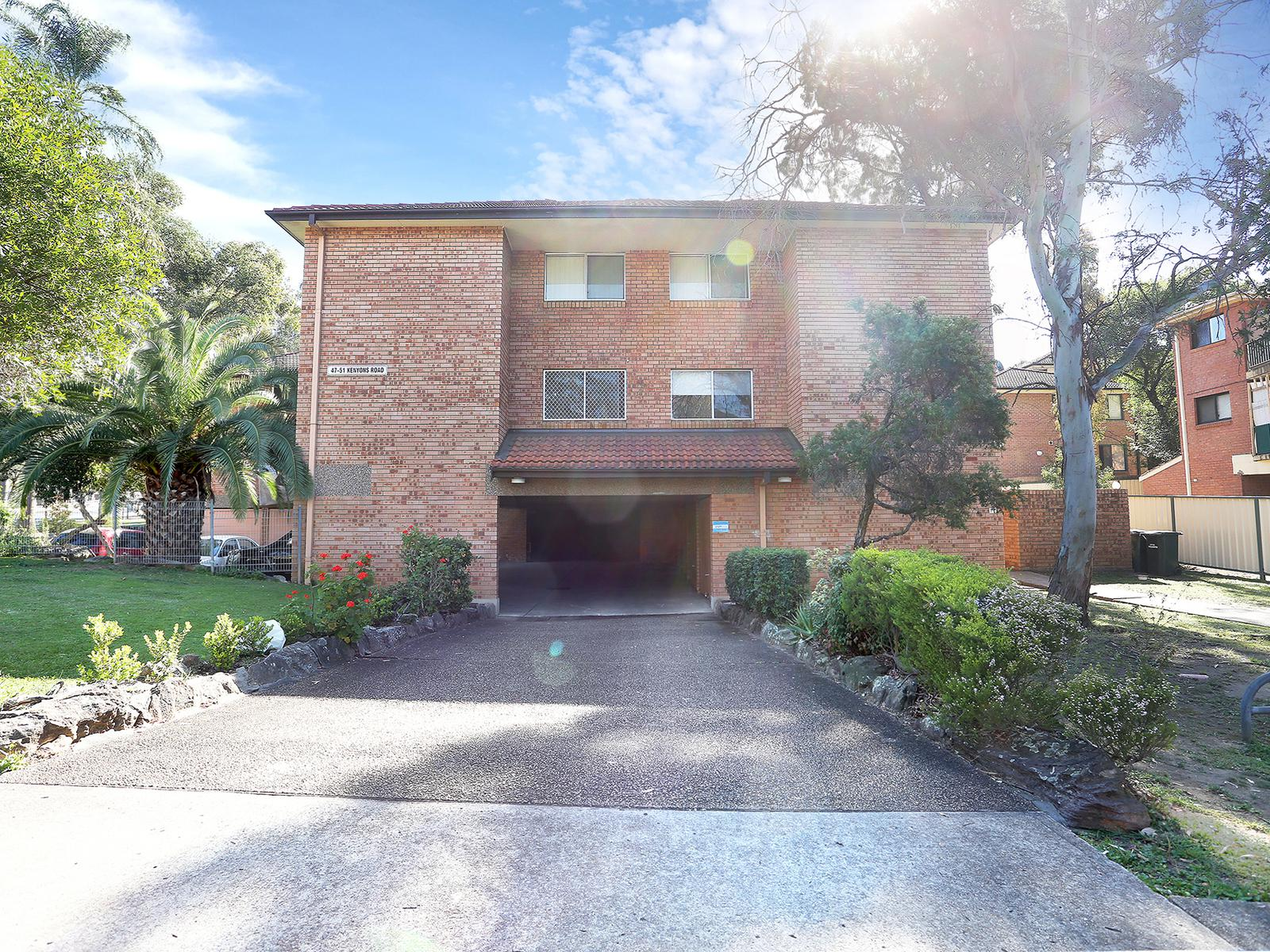 6/47 Kenyons Road, Merrylands NSW 2160-1