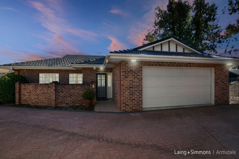 7/125 Brown Street, ARMIDALE NSW 2350-1