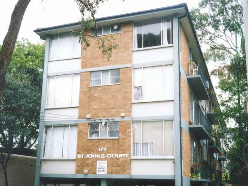 8/171 ST JOHNS ROAD, GLEBE NSW 2037-1