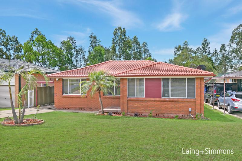 160 Madagascar Dr, Kings Park NSW 2148-1