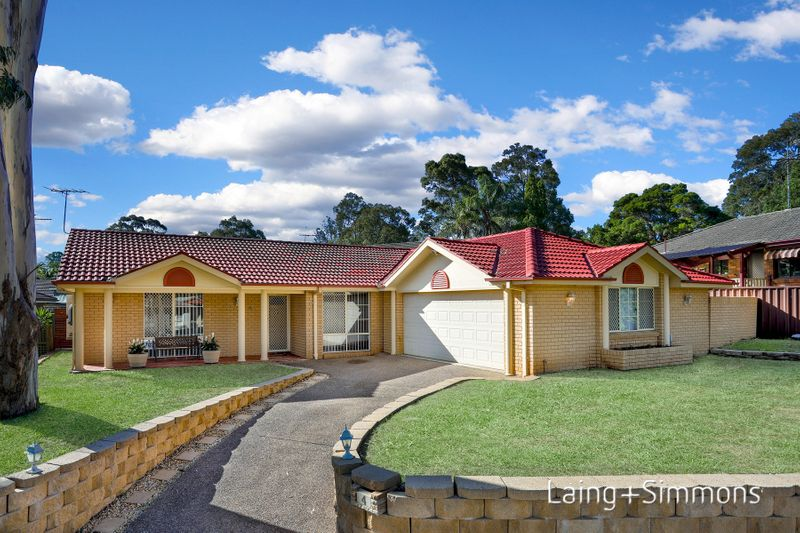 4 Camorta Cl, Kings Park NSW 2148-1