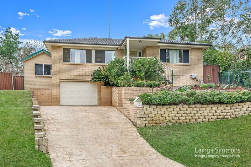 7 Crozet St, Kings Park NSW 2148-1