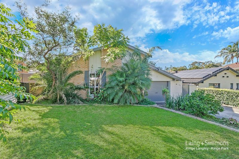 85 Camorta Cl, Kings Park NSW 2148-1