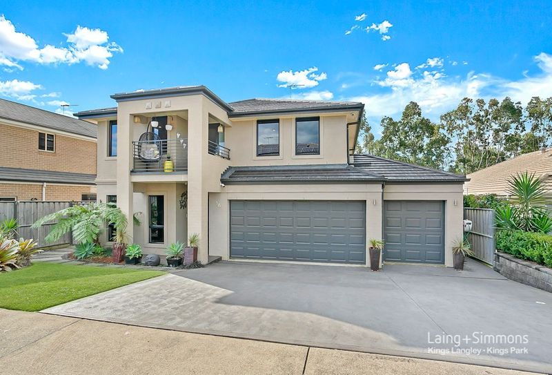 16 Jubilee Cl, Kings Langley NSW 2147-1