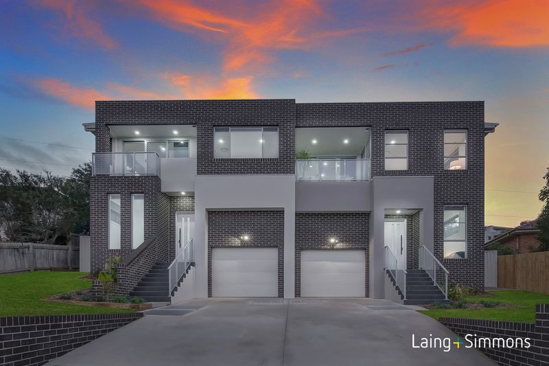 107 & 107A Marshall Road, Carlingford NSW 2118-1