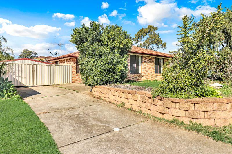 87 Goldmark Crescent, Cranebrook NSW 2749-1