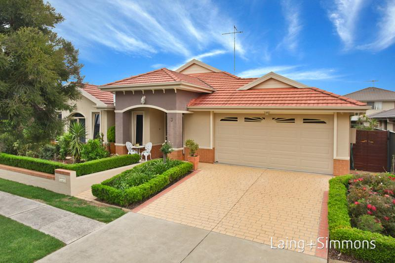 3 Tate Street, Ropes Crossing NSW 2760-1