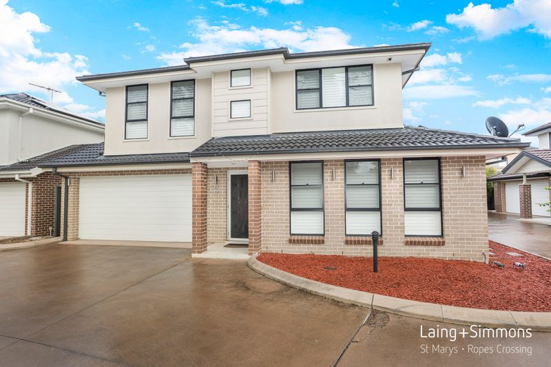 2/1 Gilroy Street, Ropes Crossing NSW 2760-1