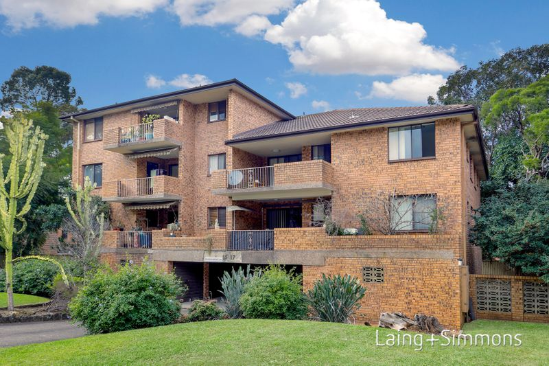 1/15 Alfred Street, Westmead NSW 2145-1