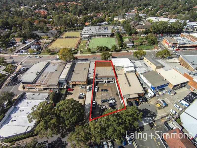 22 Old Northern Road Baulkham Hills NSW 2153-1