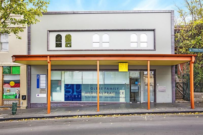 114-116 Glebe Point Road,, Glebe NSW 2037-1